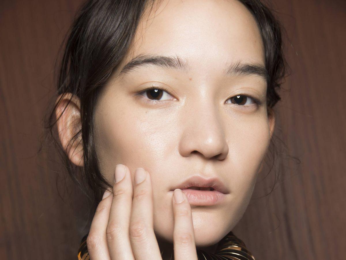 Foto: La protección solar es uno de los pilares fundamentales del cuidado de la piel en Corea del Sur. (Imaxtree)