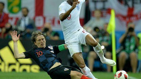 La nueva generación dorada inglesa tiene una venganza pendiente contra Luka Modric