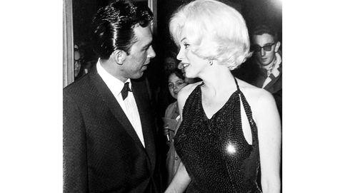 José Bolaños, el último idilio y confidente de Marilyn Monroe