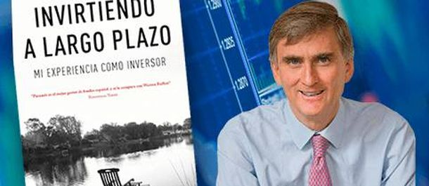 Foto: Francisco García Paramés presentó su libro esta semana en Madrid