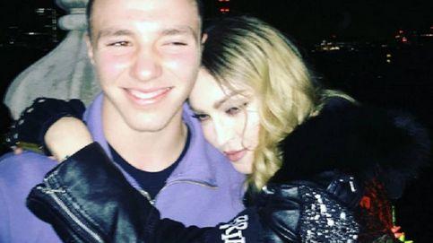 Madonna vuelve a sonreír tras recuperar a su hijo Rocco