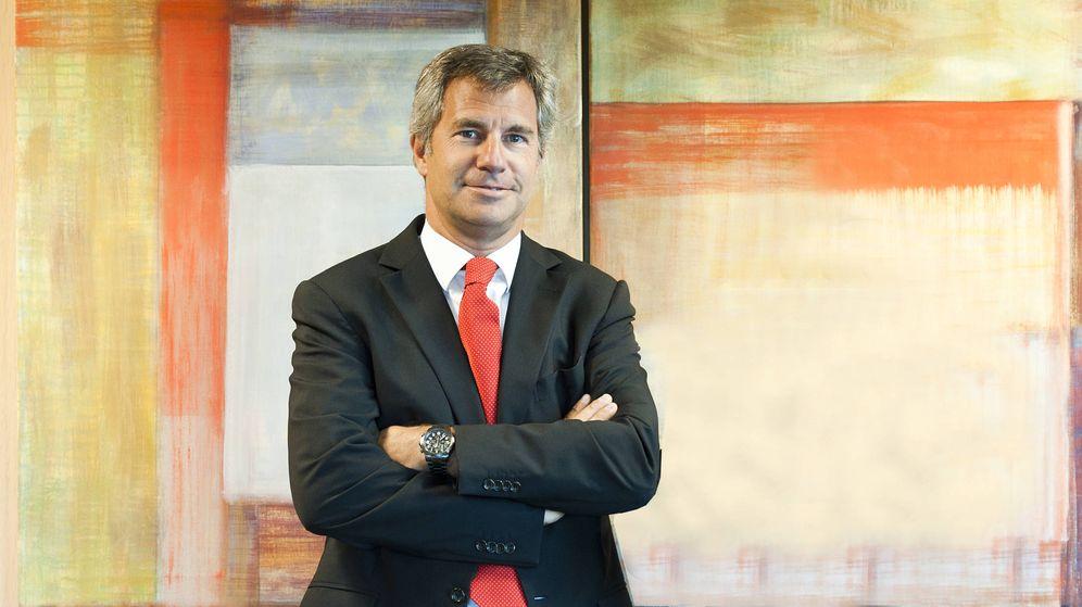 Foto: David Vila es el CEO de Renta Corporación.