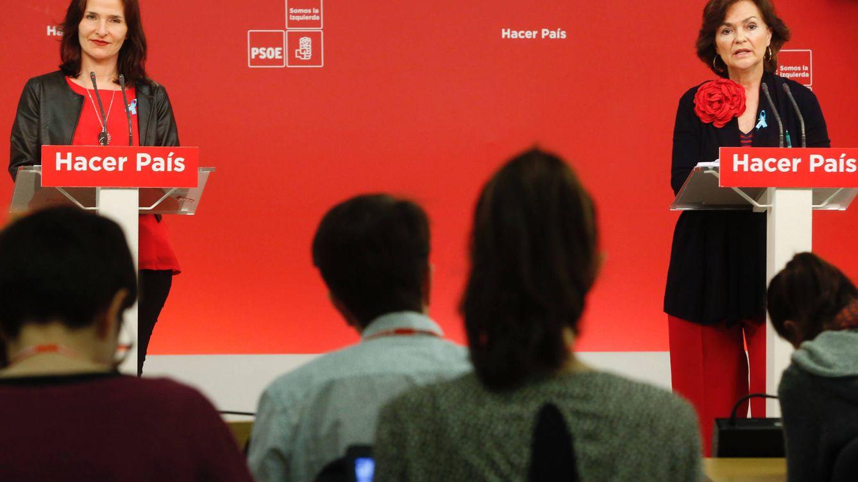 El PSOE pide al PP que tome nota del 8-M y se avenga a negociar las leyes de igualdad