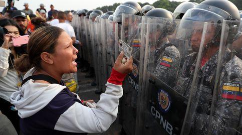 En directo | Impiden la entrada en Venezuela de los primeros camiones con ayuda