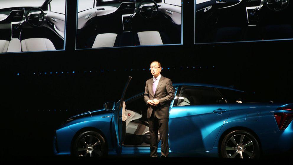 Japón comienza a vender el primer coche de hidrógeno