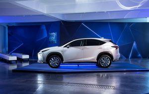 NX, la revolución todocamino de Lexus