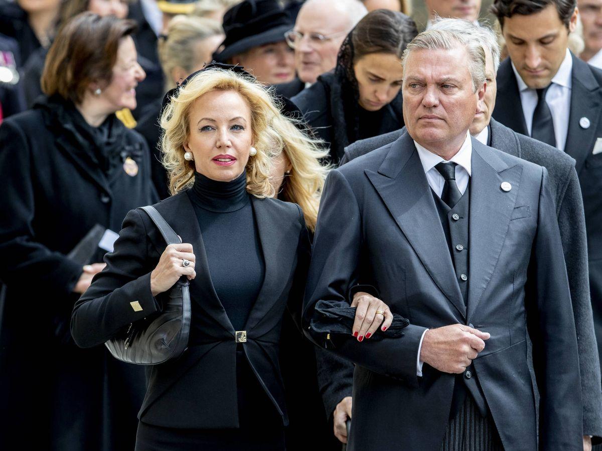 Foto: Los duques de Castro. (Getty)