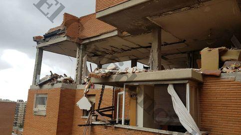 Así han vivido los vecinos la tremenda explosión por un escape de gas en Vallecas