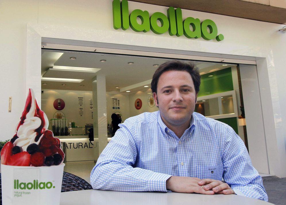Foto: Pedro Espinosa Martínez, vicepresidente de Llaollao, en una imagen de archivo (EFE)