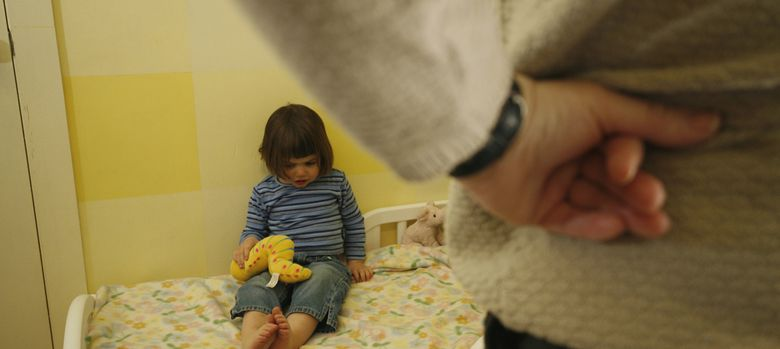 Foto: Debemos aprender a interpretar los enfados de los niños. (Corbis)
