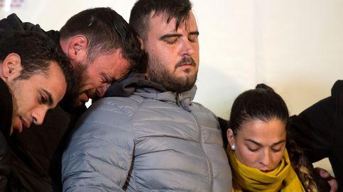 Los padres de Julen siguen minuto a minuto la última fase de su rescate