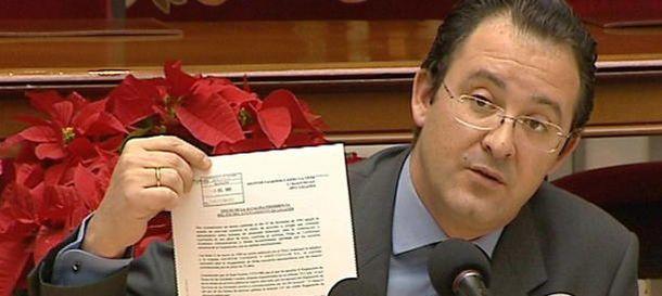 Foto: El alcalde de Leganés, Jesús Gómez. (EFE)