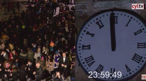 Las campanadas que nadie vio: Castilla y León TV tuvo un 0,0% de 'share'