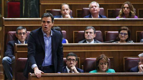 El PSOE asiste al papelón de Hernando y mide la fuerza de arrastre de Sánchez