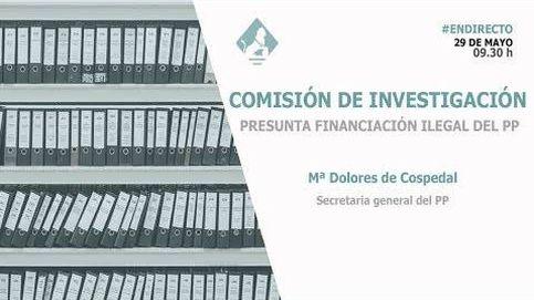 Comisión de Investigación de la presunta financiación ilegal del Partido Popular