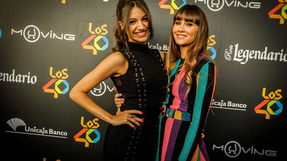 Foto: Aitana y Ana Guerra. (Cordon Press)
