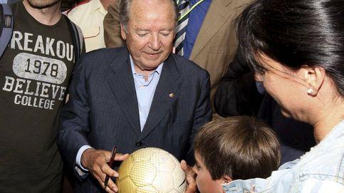 Fallece José Luis Núñez, expresidente del Barcelona, a los 87 años