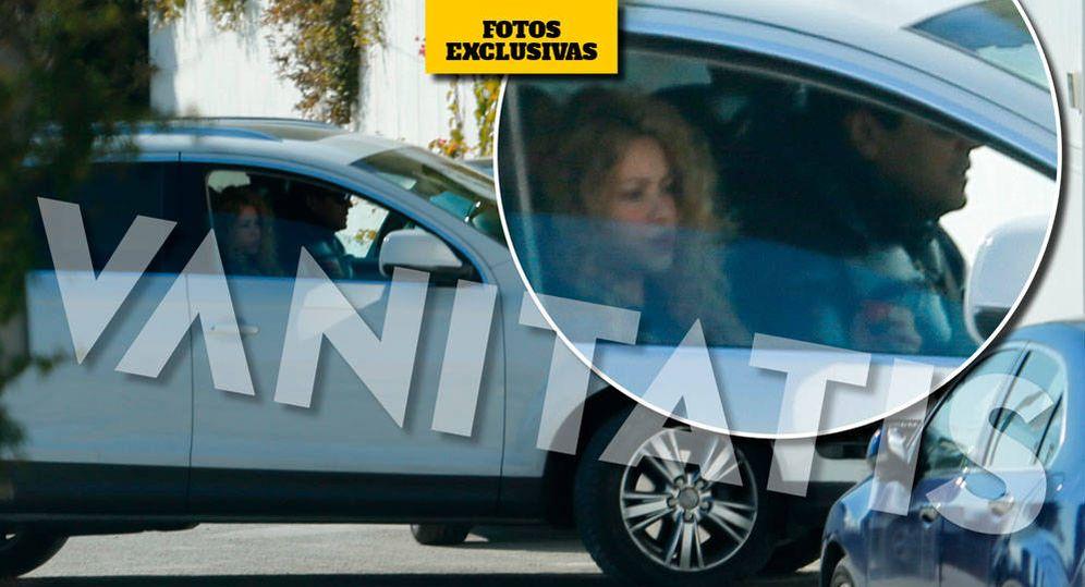 Foto: Shakira vuelve a casa del hospital tras su retirada. (Vanitatis)