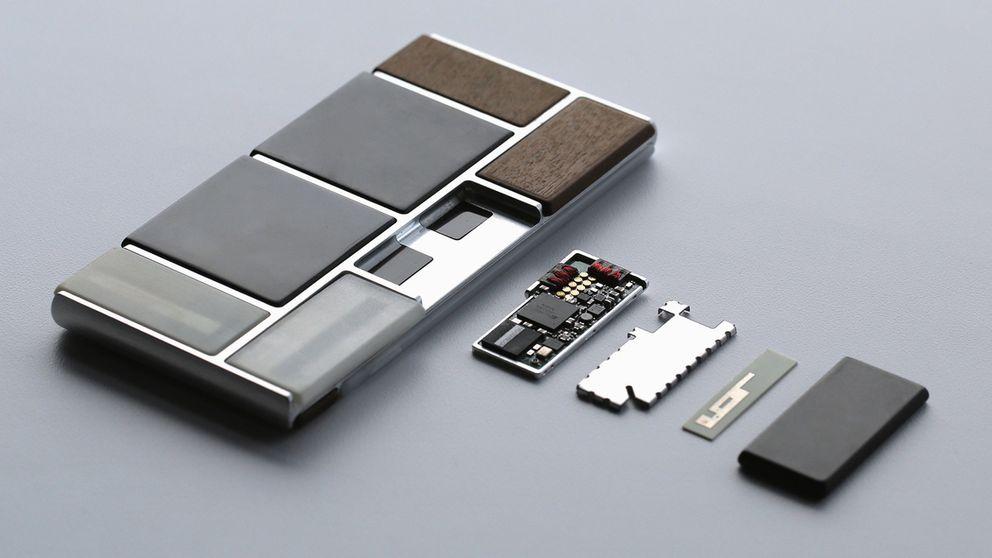 Project Ara acabará con el molesto problema de la batería