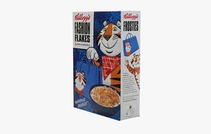 Unos cereales de marca