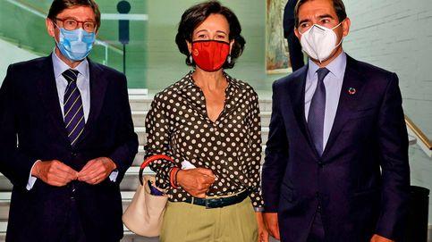 El BCE vuelve a la carga contra el 'modelo presidencial' de la banca española