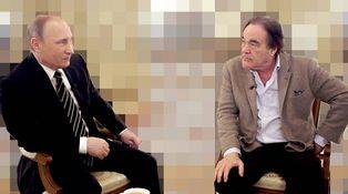 Oliver Stone le hace un masaje guarro a Putin (con 'final feliz')