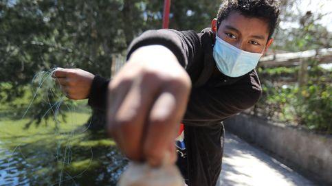 Vida diaria en Santa Lucía, Honduras
