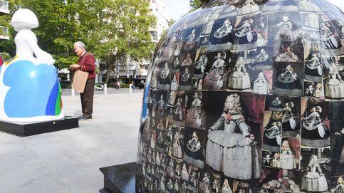 Meninas de vidrio en Granada