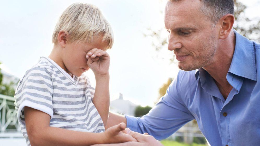 Foto: Consuela a tu hijo. (iStock)