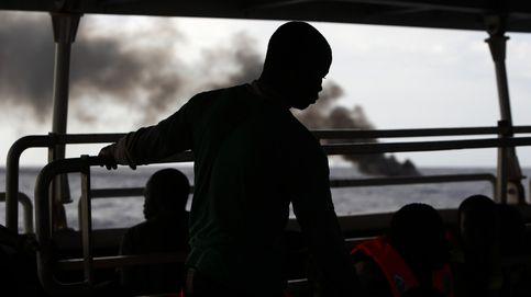UK y Francia preparan ya en la costa de Libia la operación contra las mafias