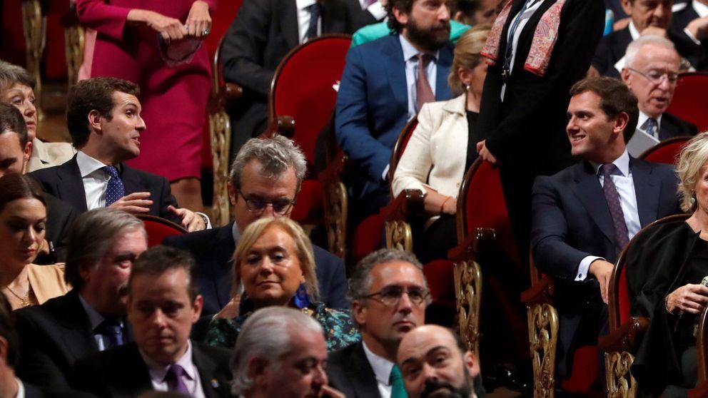 Ceremonia de entrega de la 38º edición de los Premios Princesa de Asturia