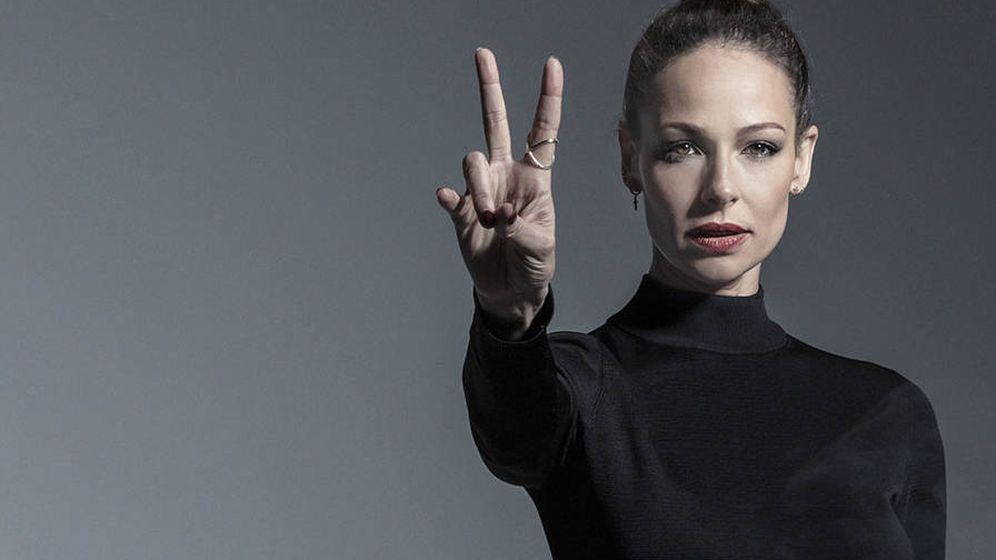 Foto: La presentadora Eva González. (Atresmedia)