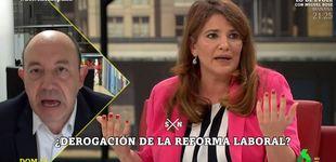 Post de Gran bronca entre María Claver y Bernardos: