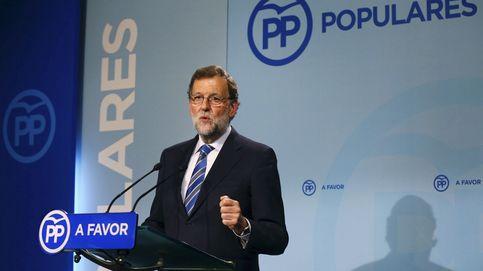Rajoy confirma que se presentará a la reelección de la presidencia del PP