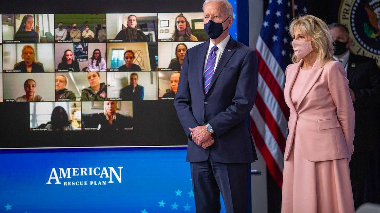 Joe y Jill Biden. (Cordon Press)