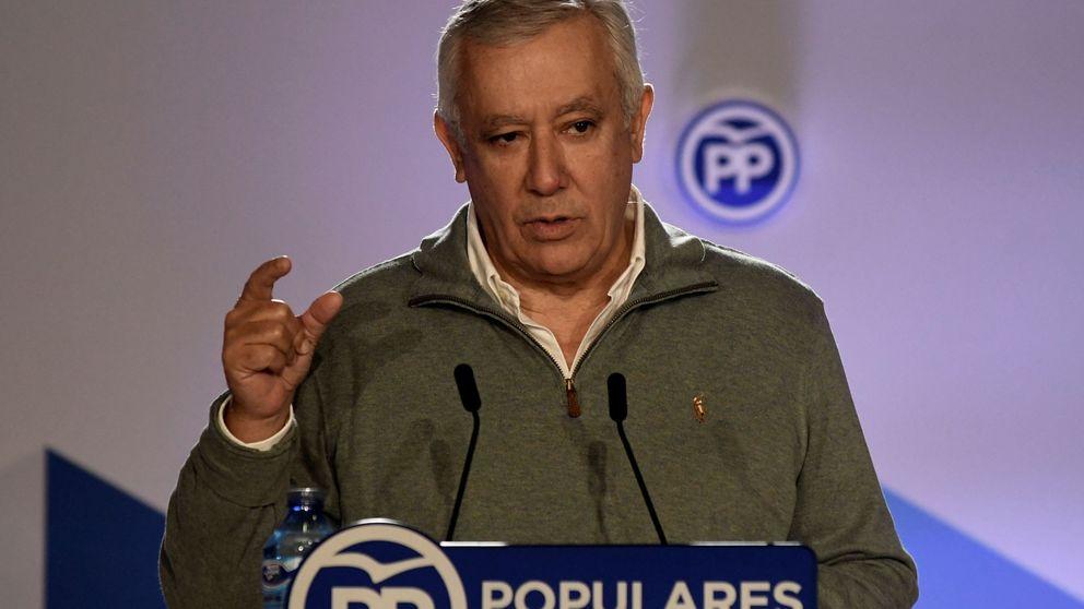 El PP andaluz entierra a la vieja guardia de la mano de Javier Arenas