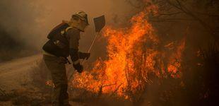 Post de El fuego arrasa más de 2.000 hectáreas en nueve incendios activos en Ourense