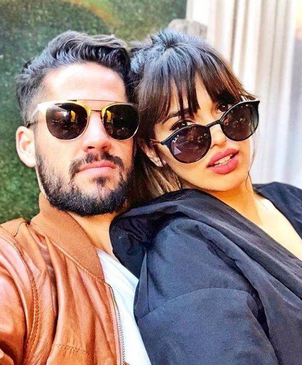 Foto: Fotografía que confirma la relación entre Isco y Sara Sálamo. (Instagram)