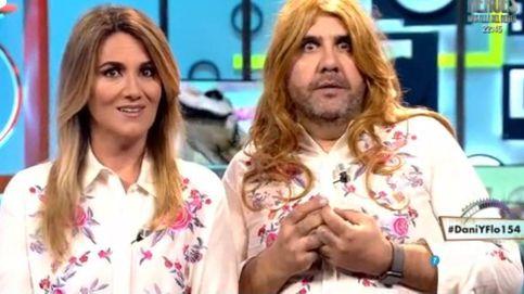 Carlota Corredera y Flo, al fin cara a cara tras sus burlonas imitaciones