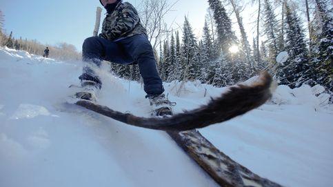 Los orígenes del esquí en el remoto oeste de China