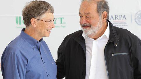 Bill Gates irrumpe en la opa de FCC para pedir mayor precio a Slim