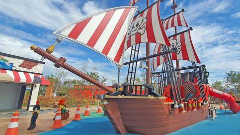 El parque de atracciones de Legoland en Corea del Sur