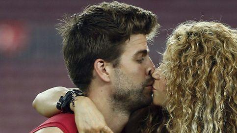 Así celebraron Shakira y Piqué la Copa del Rey para el Barça