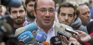 Post de Podemos usó el Coche del Muerto contra el presidente de Murcia