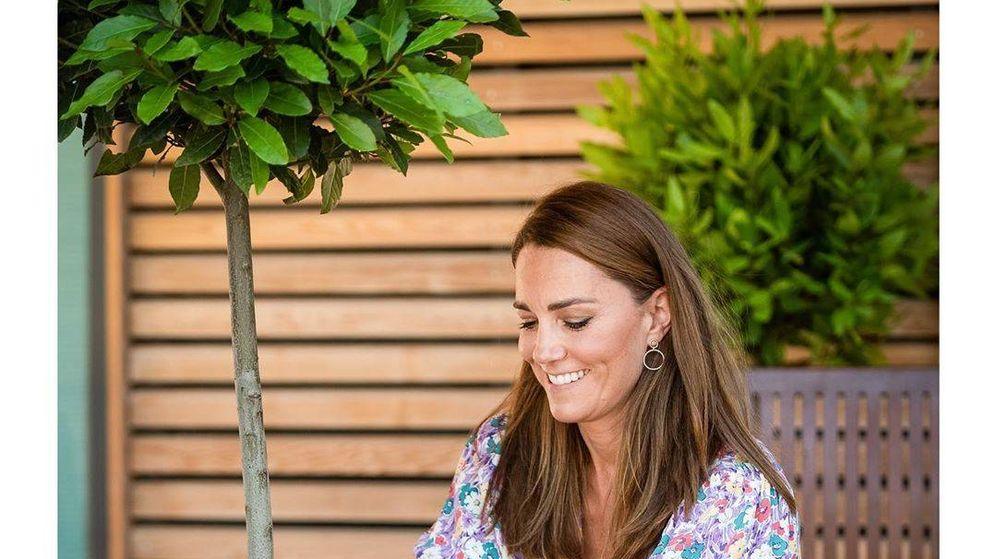 Foto: Kate Middleton. (IG)