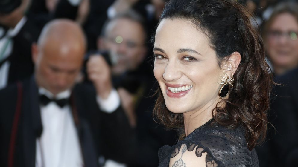 Foto: La actriz italiana Asia Argento, la primera en denunciar los abusos sexuales de Hollywood. (EFE)