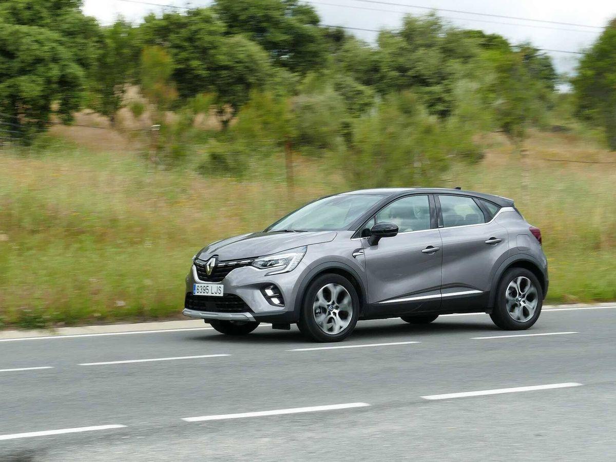 Foto: Renault Captur e-Tech Plug-in, para los que usan a diario su coche en ciudad y tienen un enchufe para recargar.