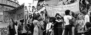 Las luces y sombras del día del 'Orgullo gay'