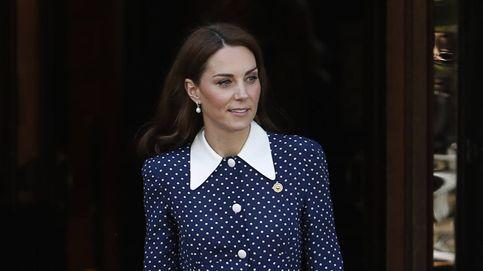 ¿Lunares o cuadros? Las pruebas de que Kate Middleton tiene el corazón dividido