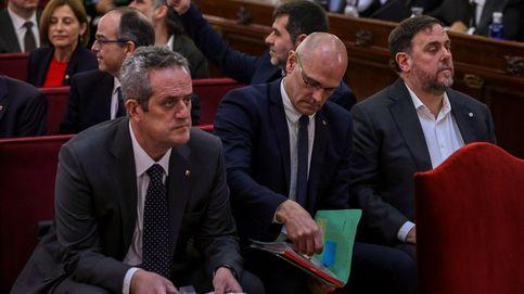 Así ha sido la cuarta sesión del juicio del 'procés' en la que han declarado Jordi Turull y Raül Romeva